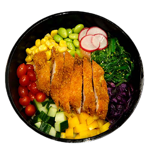 Foto Crispy Chicken Bowl